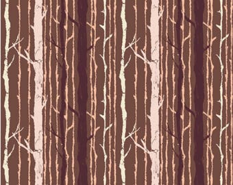 Timber Twilight - Forest Floor Collection by Bonnie Christine - Art Gallery Fabric
