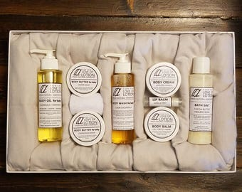 Mom & Baby Skin Care Gift Set
