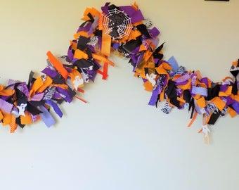 Halloween garland, Halloween decoration, Halloween party