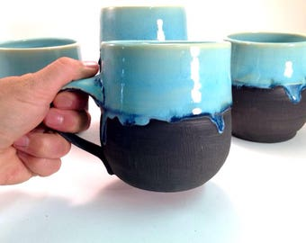 Pottery Mug, Ceramic Mug, handmade Cup