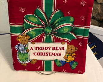 A Teddy Bear Christmas