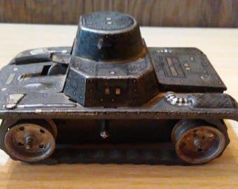 1940's Toy Gama Tank