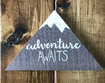 Adventure Awaits in the Mountains