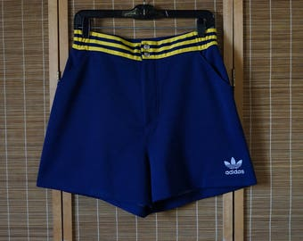 Vintage Adidas Track Shorts