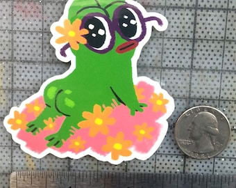 Baby Pepe Sticker