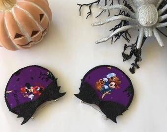 Halloween Barrette Ears