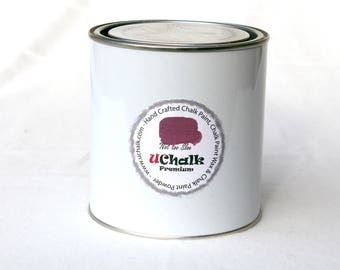 Beautiful hand made chalk paint by UChalk Premium - Not Too Sloe