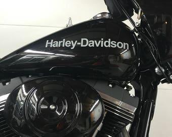 harley davidson tank decals