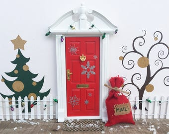 Miniature door etsy for Elf door accessories