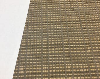 """Olive NFP BINARY CODE perfect for Bedding 57"""" Fabric by the yard"""