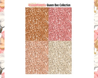 32 Glitter Headers (Queen Bee Collection)