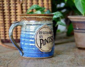 Pint-Sized Stoneware Mug