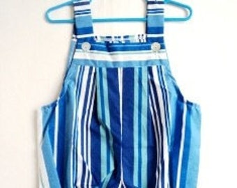 Cotton overalls