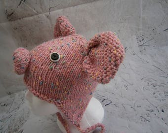 Consignment Order - Pig hat for child size 1
