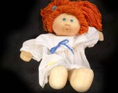 Cabbage Patch doll Vintage -  ,Cabbage Patch Doll red hair - Cabbage patch kids -  little girls gift  -collectible doll , # 133