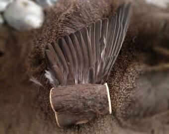 Shamanic Smudging wing