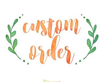 Custom Peter Pan AND Wendy Digital Downloads