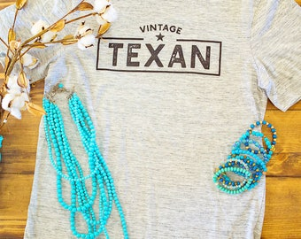 NEW // Limited Edition // Vintage // Texan // Southern  // Roots // Country Music  // George Strait // UNISEX