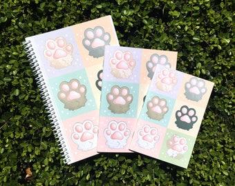 Toe Beans Notebook