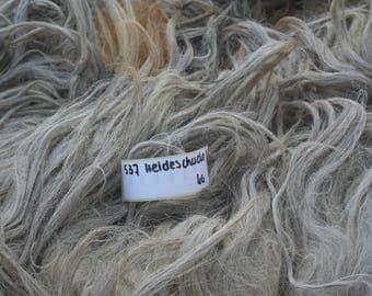 Heideschucke raw fleece 2.5kg/5.51lb