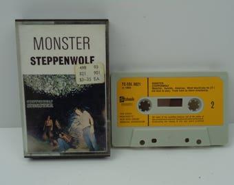 steppenwolf monster cassette tape