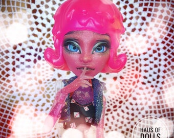 OOAK Custom Monster High CAM Doll
