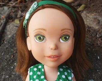 Meet Poppy - Madeunder Sophia Disney doll
