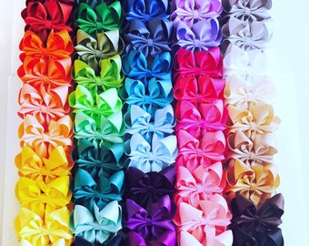 UCHOOSE Octopus Bows, hair bows, bow bundle, toddler bows, baby bows, girls bows, clip bows, cheap hair bows, hair bow set, bow clip