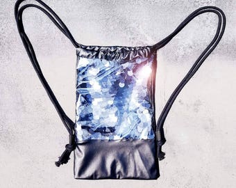 Dragon scales backpack