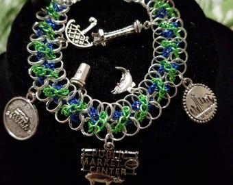 Seattle Charm Bracelet