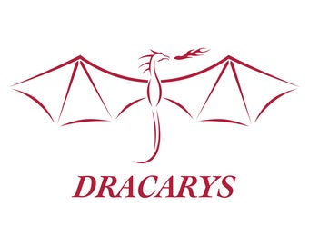 Game Of Thrones Dracarys Dragon Inspired Decal