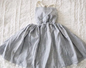 Apron Dress for Baby/Toddler