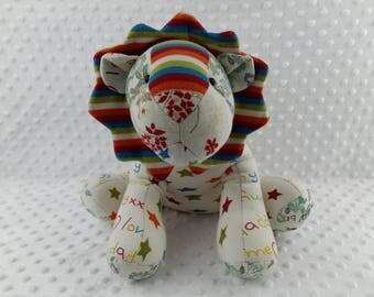 Handmade Keepsake Memory Lion