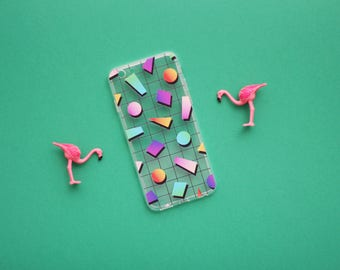 IPhone Case 5/5s/SE ' Geometry Class ' (silicone)