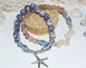 Duo sea bracelets