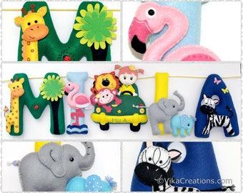 Zoo animal birthday Etsy