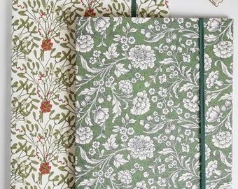a4 portfolio decorative file folder organizer office organizer floral document organizer office