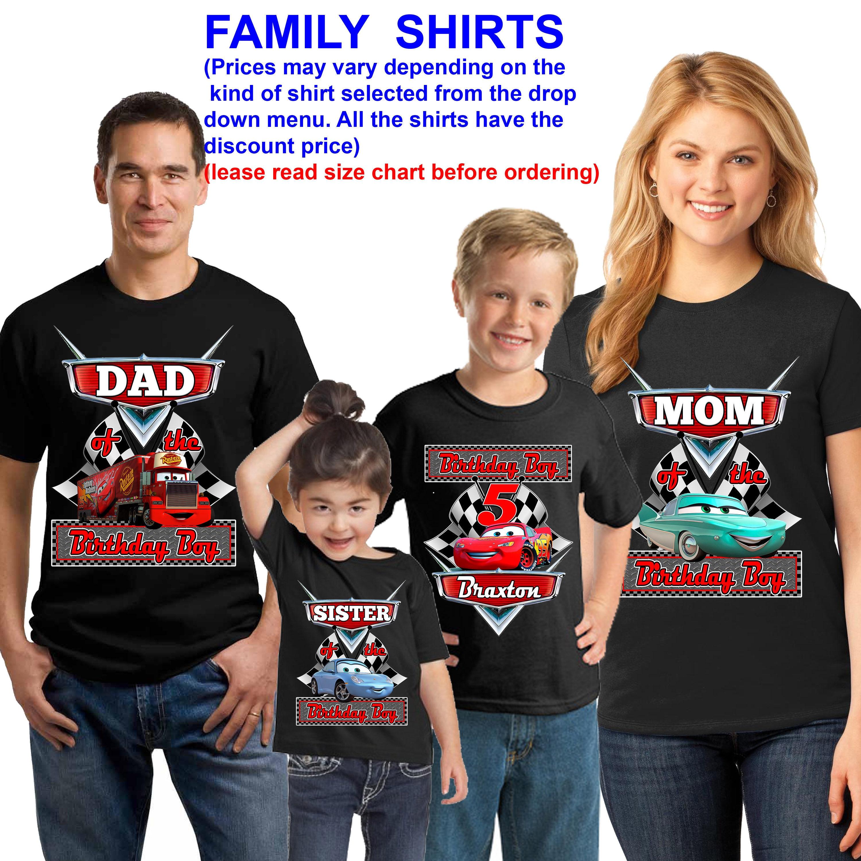 Birthday Boy Shirts 6