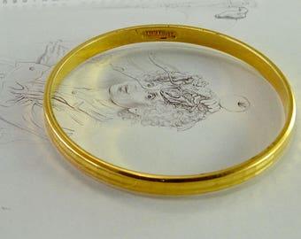 18 KT Bangle Bracelet