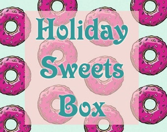 Sweets box, ddlg, abdl, pet play, kitten play