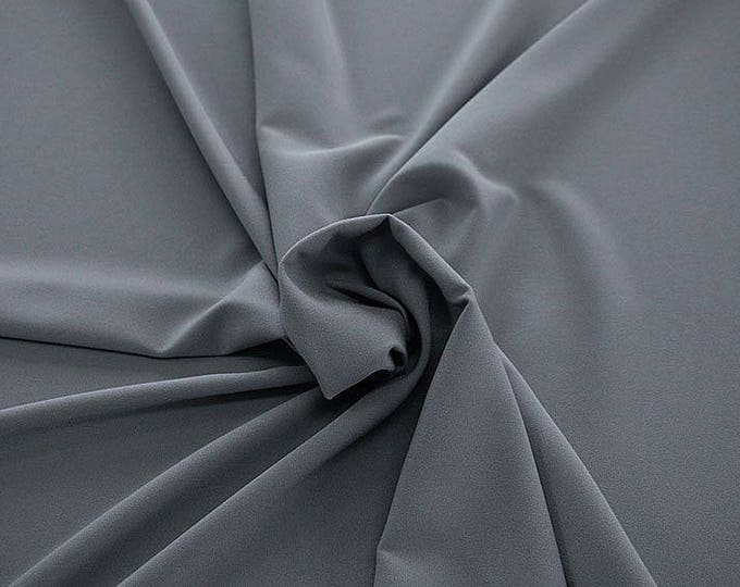 905181-Crepe 100% Polyester, width 150 cm, made in Italy, dry washing, weight 306 gr