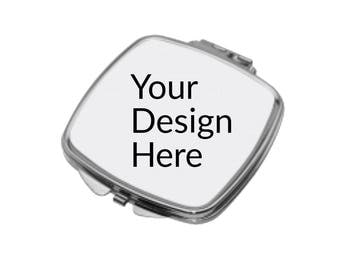 customizble compact mirror