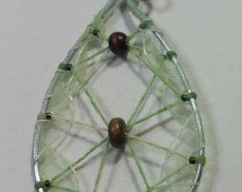 """Pendant """"Steel"""" - soft Nature Collection"""