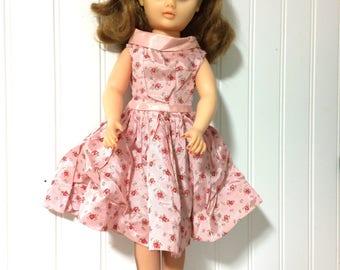 """1950's Miss Revlon Canada 18"""" doll plus clothes"""