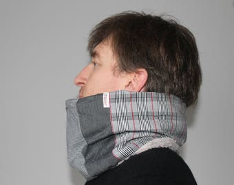 Snood, Men's Neck Strap