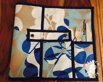 Ready / loan / placemat for lunchbox/doily for Dolly lunch/jeans / office/gift for men/gift for women/unisex/unisex