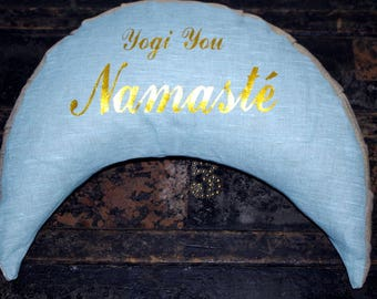 100% eco friendly meditation cushion