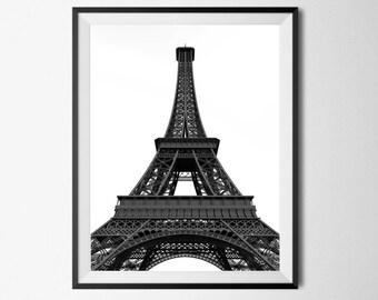 Paris Poster, Eiffel Tower Print, Paris Print, Paris Wall Art, Eiffel Tower Decor, France Print, Paris Decor, French Art, Paris Photography