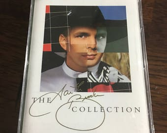 The Garth Brooks Collection Cassette Tape