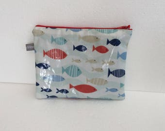 Makeup bag - cosmetic pouch - toiletry bag